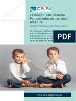 Folleto CELF 5 Spain WEB