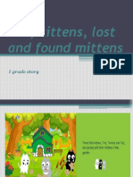 85243252 Cat Kittens Lost and Found Mittens
