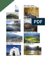 Lugares Turisticos Guatemala