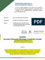 Presentacion Proyecto Aceleracion y Brújula