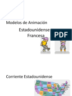 Modelos de animación turística