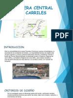 Carretera Central de 4 Carriles