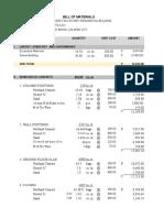 Estimate Program