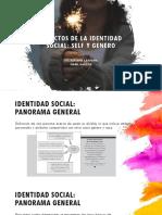 Aspectos de La Identidad Social - Presentacion