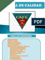 Historia del cafe - Calidad