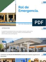 Rol de Emergencia AOYPF