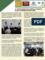 Recertificación ISO 9001-2008