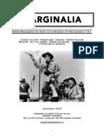 Marginalia 101 - Septembre 2019