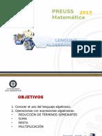 Clase 6 (Lenguajealgbraico)