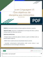 Prática Em Linguagem VI