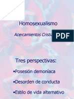 Homosexualismo SP