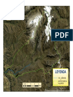 Mapa Del Rio Olleros