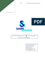 Pré-projecto_Saúde&limitada