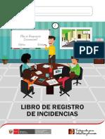 Registro de Incidencias