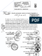 Moțiunea de cenzură - Document