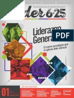 Revista Líder 625 Numero 1