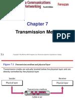 Lect 7 Ch07-Transmission Media