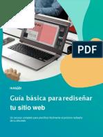 Guia Basica Para Redisenar Tu Sitio Web