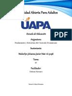 Tarea 4 de Fundamento Del Curriculo (3) (1)