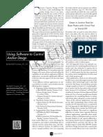 Using Design Software to Control Anchor Design _ 2013 .pdf