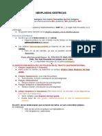 16.1 Neoplasias gástricas - Diego