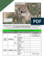 Plano de Ubicacion de La Infraestructura de Residuos Solidos