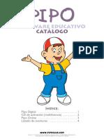 Catálogo pipo