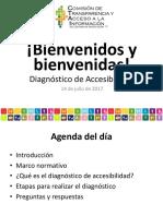 Diagnóstico de Accesibilidad_Sujetos Obligados_ReunionIntroductoria