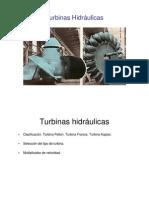 Turbinas hidr+íulicas