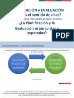 Planificación y Evaluación Párvulos