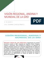 Visión Regional de La GRD