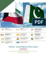 Bilateral Trade Analysis Pak Kuwait