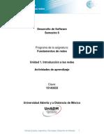 Unidad 1 Actividades de Aprendizaje DFDR 1802-B2