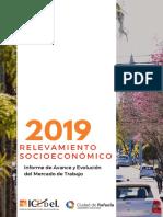 Relevamiento Socioeconomico 2019 Trabajo