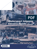 Motorsport Careers Guide
