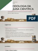 Metodologia Científica - Nelber