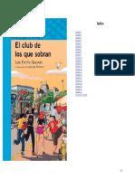 El Club de Los Que Sobran - Luis Emilio Guzman