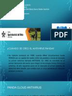 Exposicion de Antivirus Panda Security