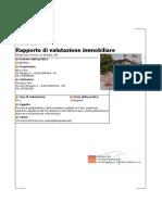 Esemplificazione MCA (Method Comparison Approach) - Estimo