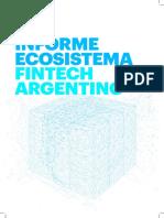 Ecosistema Fintech Argentino