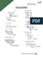 EcuacionesYUDIT