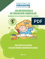 Cartilla 3ro 28-06-2019
