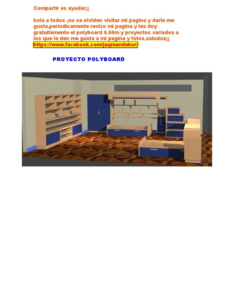 Un único hilo completo 100 4 X 16mm tornillos de madera Pozidrive multi propósito aglomerado