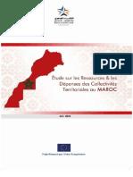 a-tude-sur-les-recettes-and-les-da-penses-des-collectivita-s-territoriales-au-maroc