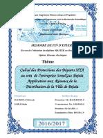 Calcul Des Protections Des Départs HTA