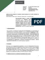 Apelacion de Multa- Aliagas Salas- Leg 7200-2015