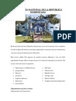 EL ACUARIO NACIONAL DE LA REPÚBLICA DOMINICANA