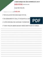 1º CONCURSO REI SERTANEJO DE SÃO DOMINGOS 2019.docx