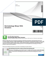 Slidex.tips Dermatology Mcqs With Answers