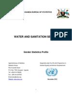 04 2018Water and Sanitation Sector Gender Statistics Profile